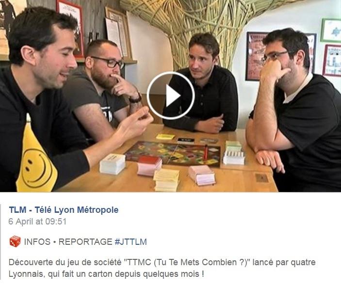 vidéo TLM