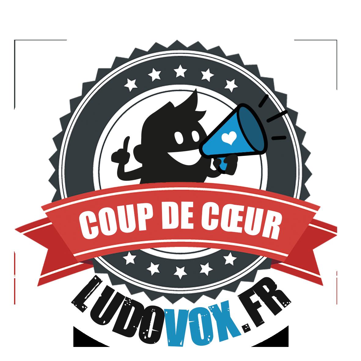 Coup de coeur Ludovox